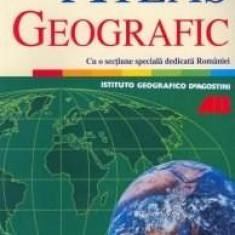 Atlas geografic general. Cu o sectiune speciala dedicata Romaniei |
