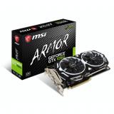 Placa video MSI Nvidia GTX 1060 Armor OC, 3GB GDDR5, HDMI, Display Port, DVI, 192 Biti