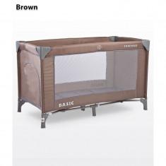 Patut pliant Caretero Basic Brown
