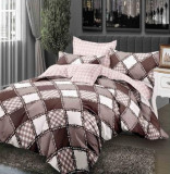Cumpara ieftin Lenjerie de pat dublu din microfibră Evia Home MF010/16