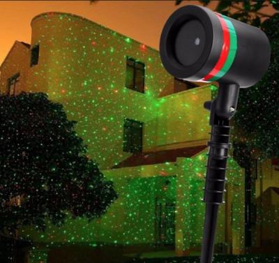 Proiector laser Shower Motion -joc de lumini laser foto