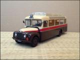 Macheta autobuz Citroen Type 46 DP UAD (1955) 1:43 IXO
