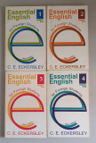 ESSENTIAL ENGLISH FOR FOREIGN STUDENTS - C.E. ECKERSLEY (4 VOL)