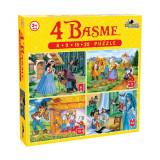 Puzzle 4 basme 6, 9, 15, 20 EVO, Noriel