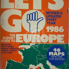Let's go: The Budget Guide to Europe