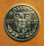 Romania, 100 lei 1995 FAO, argint
