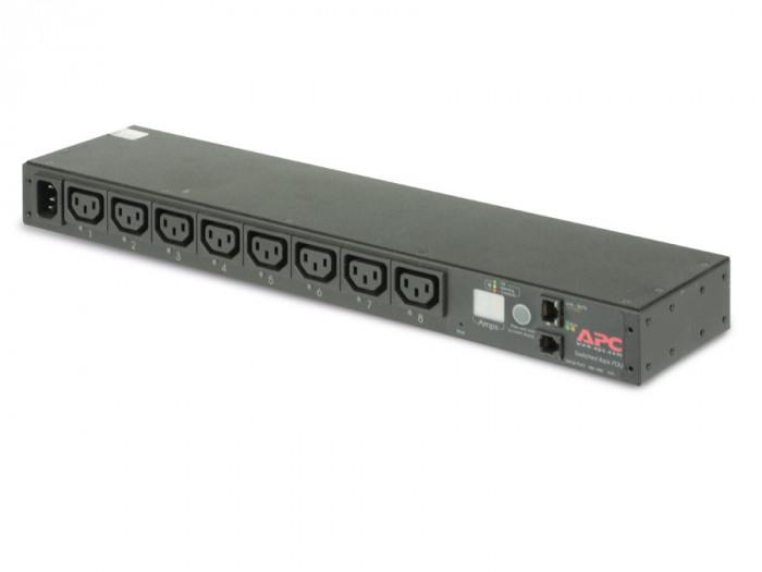 PDU Rack APC AP7920 1U 8 ports