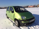 Daewoo Matiz, 87349KM Unic Proprietar, Avariat, Functional, Deplasabil, Benzina, Hatchback