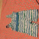 Costum de baie pentru bebe cu pantalon