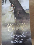 SARADA IUBIRII-AMANDA QUICK