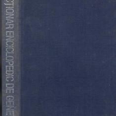 Dictionar Enciclopedic De Genetica - Constantin Maximilian, Doina Maria Ioan