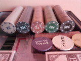 Set Poker 500 jetoane