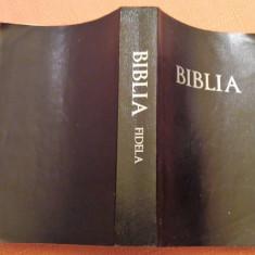 Biblia. Traducerea Fidela. Editia a IV-a, 2014 - Cluj-Napoca, Alta editura