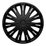 Capace roata 17 inch Versaco Negru