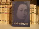 Studii eminesciene - Ioana Em. Petrescu