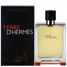 Hermes Terre D'Hermes Pure Parfum Tester 75 ml pentru barbati