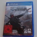 Joc CD DVD original Sony PS 4 Playstation 4 Homefront The Revolution - actiune, Shooting, Toate varstele, Multiplayer