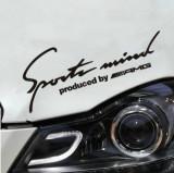 Sticker Sports Mind - AMG ManiaStiker