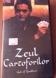 ZEUL CARTOFORILOR  - FILM CASETA VIDEO VHS