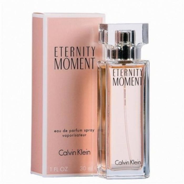Apa de parfum Femei, Calvin Klein Eternity Moment, 100ml