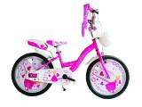 """Bicicleta Copii Vision Princesse Culoare Roz Roata 20"""" OtelPB Cod:202016000008"""