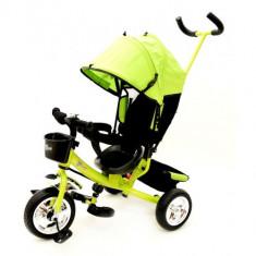 Tricicleta Agilis Green, Skutt