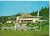 CPIB 16141 CARTE POSTALA - POIANA BRASOV, HOTEL SPORT