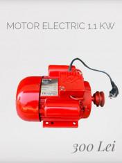 Motor electric monofazat 1.1Kw 3000Rpm bobinaj 100% cupru foto