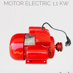 Motor electric monofazat 1.1Kw 3000Rpm bobinaj 100% cupru