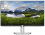 Monitor IPS LED Dell 23.8inch S2421HS, Full HD (1920 x 1080), HDMI, DisplayPort, Pivot, 75 Hz (Argintiu)