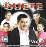 CD Duete Vol 2 , original, holograma, manele