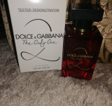 Tester Parfum Dolce Gabbana The Only One EDP 100ML, Apa de parfum, 100 ml, Dolce & Gabbana
