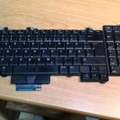 Tastatura Laptop Dell Precision M6400 0A609D defecta #62027RAZ