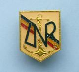 Insigna  -  LIGA  NAVALA  ROMANA