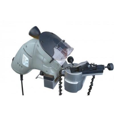 Masina electrica de ascutit lantul la drujba foto