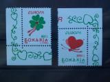 1998-EUROPA Martisor-MNH, Necirculata, Printata