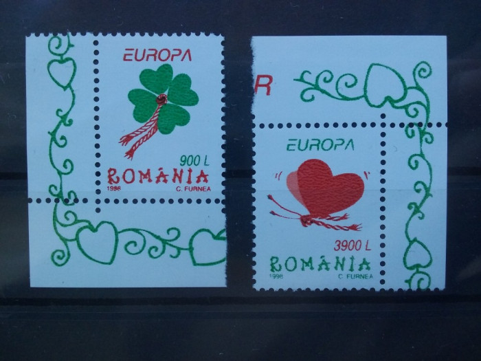 1998-EUROPA Martisor-MNH