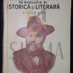 LIMBA ROMANA IN EVOLUTIA EI ISTORICA SI LITERARA - GH . NEDIOGLU