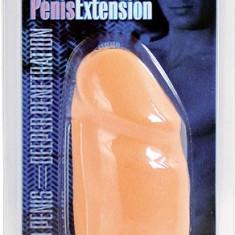Extensie pentru penis - Realistic +6cm lungime!!!