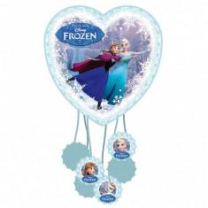 Pinata Frozen Anna si Elsa in forma de inima