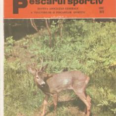 Revista Vanatorul si pescarul sportiv    nr.6-1979
