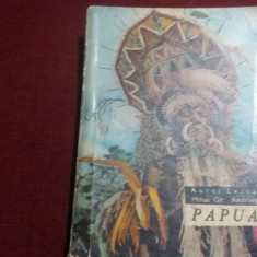 AUREL LECCA - PAPUASII