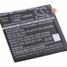 Acumulator pentru asus zenfone 3 5.2, ze520kl u.a. 2500mah, C11-P1601, 0B200-02160000