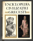 Enciclopedia civilizatiei grecesti, ed. Meridiane, 1970