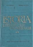 Istoria Literaturii Universale I. Zamfirescu, M. Dolinescu 1973