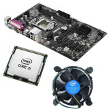Cumpara ieftin Kit Placa de baza ASRock H81 Pro BTC, 4th gen, DDR3, USB 3.0, Intel Core i5...