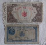 5000 LEI 10 OCT. 1944 / 10.000 LEI 28 OCT. 1946