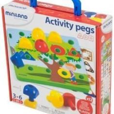 Activitati educative: Mozaic Miniland