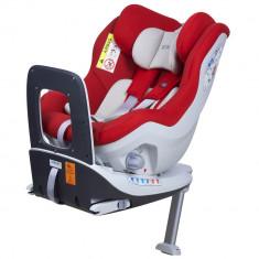 Scaun auto Rear Facing rotativ Tiago 0-18 kg rosu KidsCare for Your BabyKids