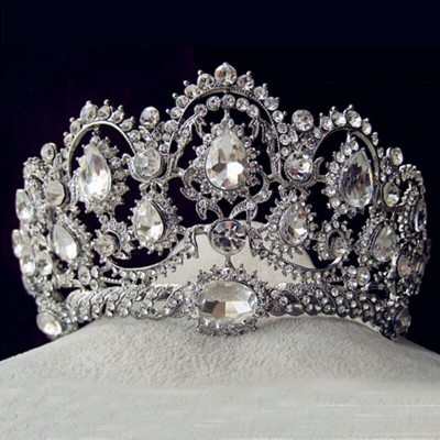 Diadema / Tiara / Coroana mireasa Imperial foto